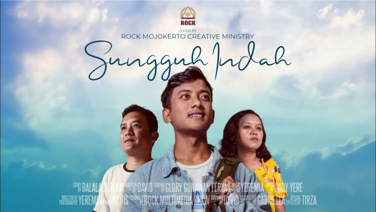 Light & Salt - Sungguh Indah (Movie by ROCK Mojokerto Creative Ministry) (Reupload)