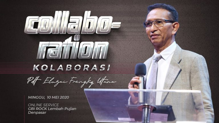 Word Of GOD - Collaboration - Pdt Frengky Utana