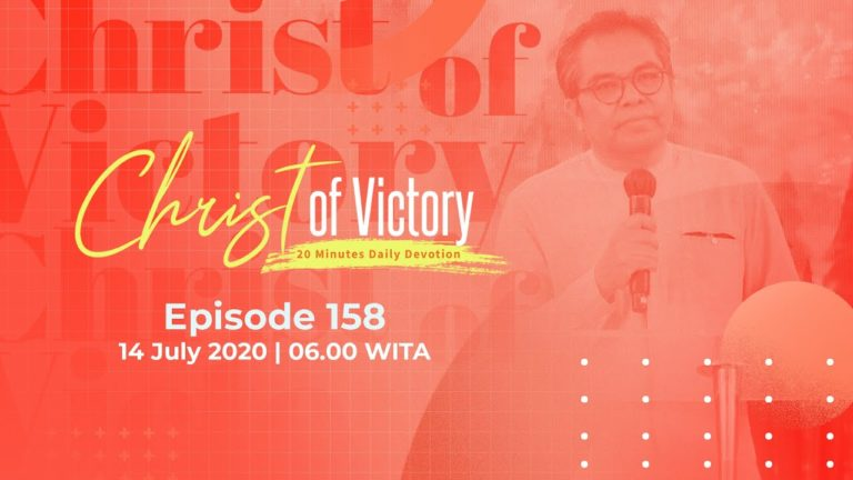 CHRIST of Victory Episode 158