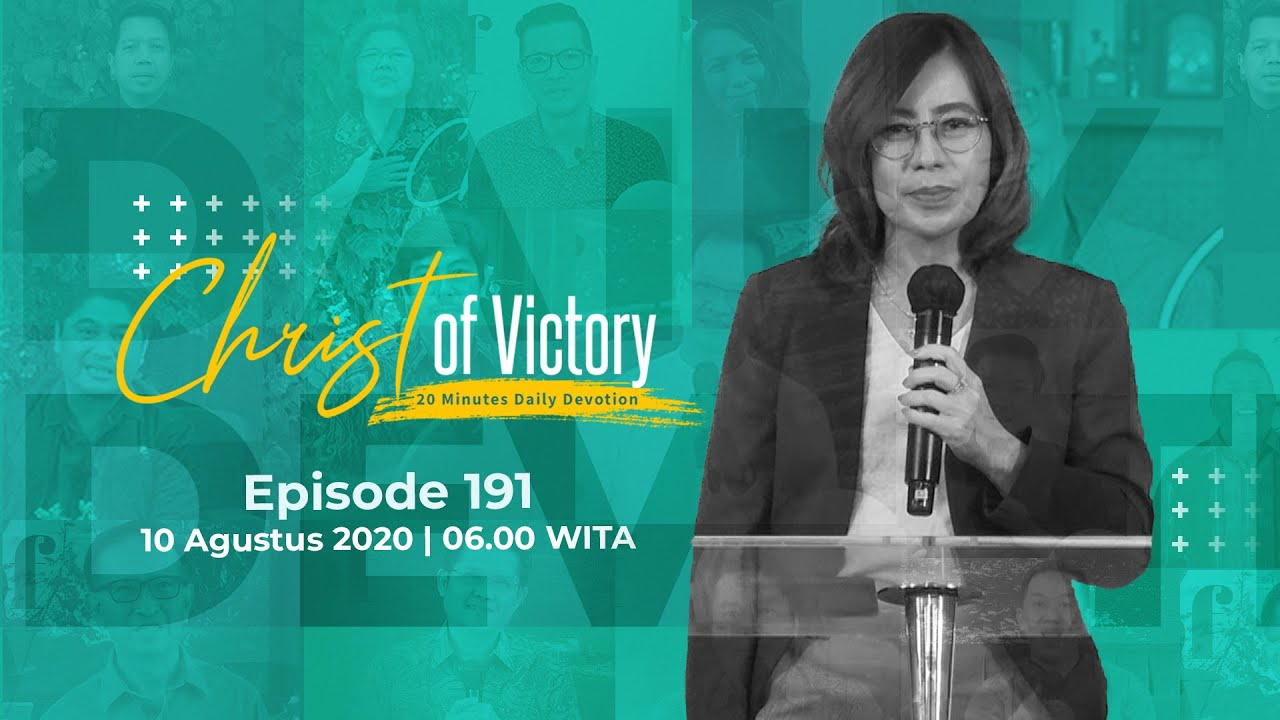 CHRIST of Victory Episode 191