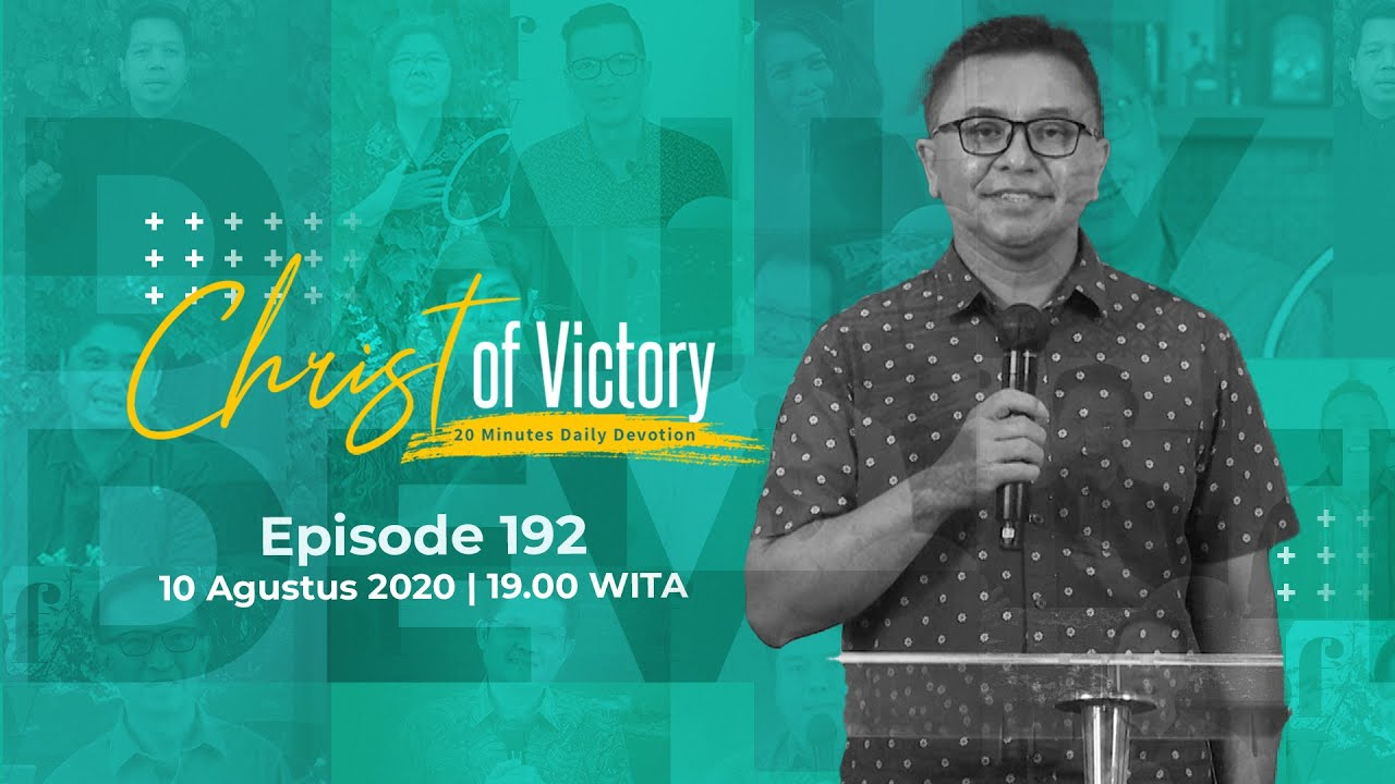 CHRIST of Victory Episode 192