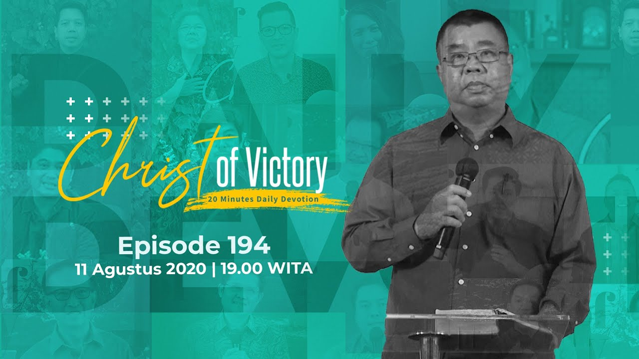 CHRIST of Victory Episode 194