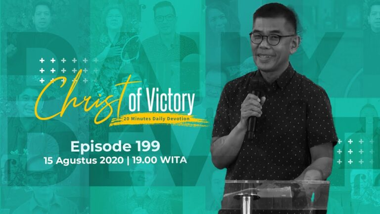 CHRIST of Victory Episode 199