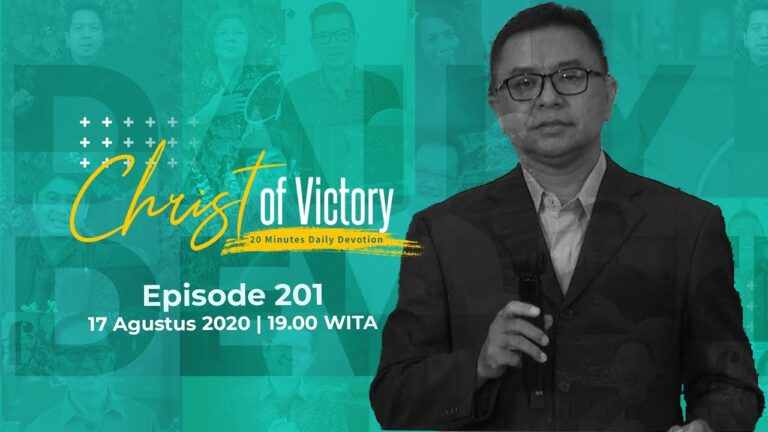 CHRIST of Victory Episode 201