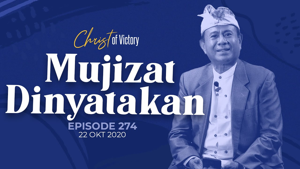 CHRIST of Victory Episode 274