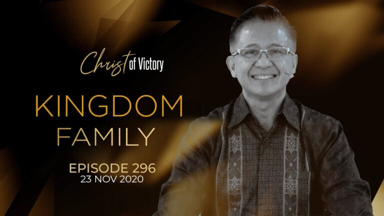 CHRIST of Victory Episode 296