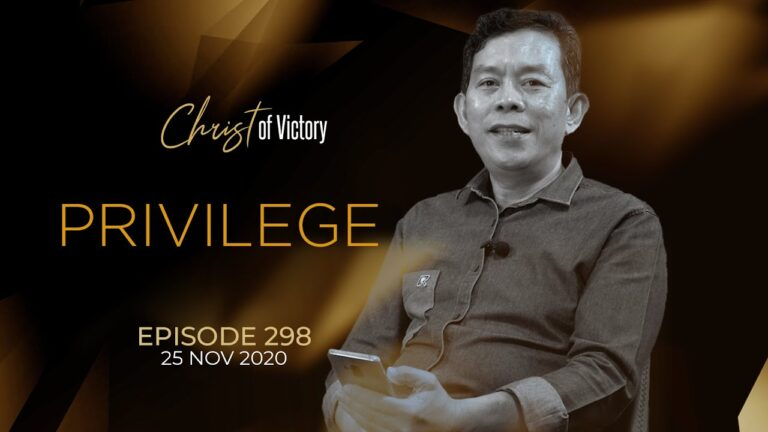 CHRIST of Victory Episode 298