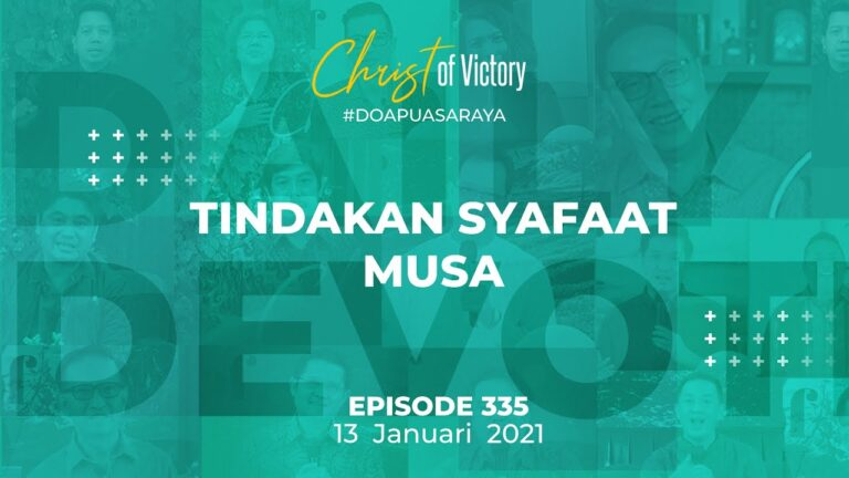 CHRIST of Victory Episode 335