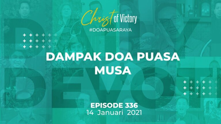 CHRIST of Victory Episode 336