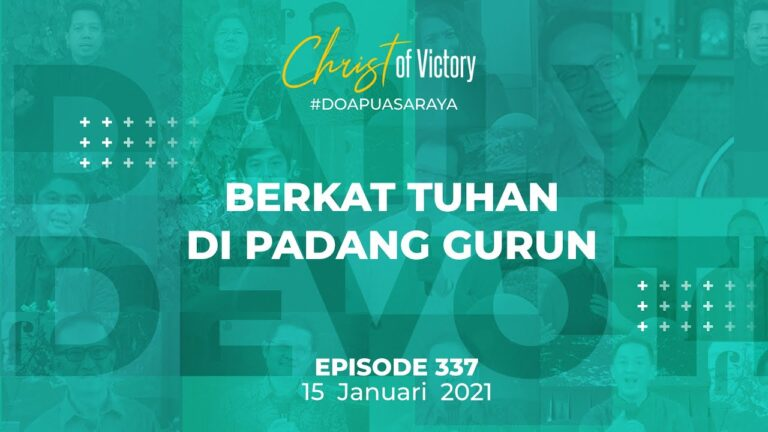 CHRIST of Victory Episode 337
