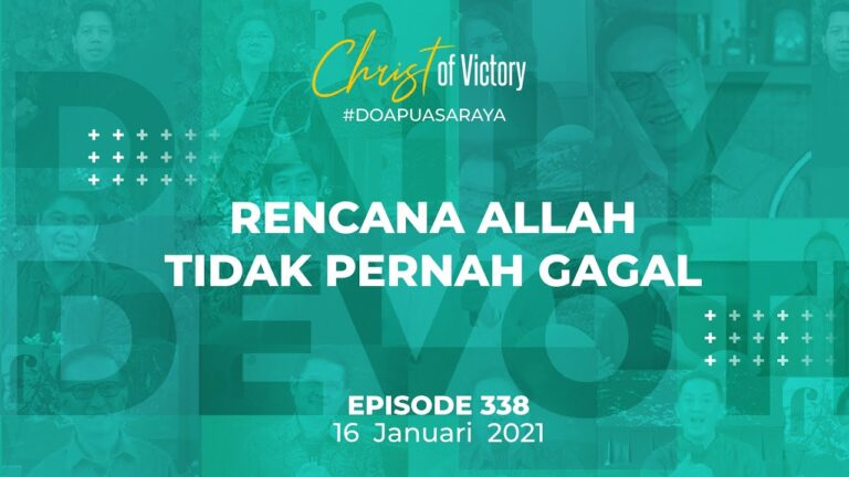 CHRIST of Victory Episode 338