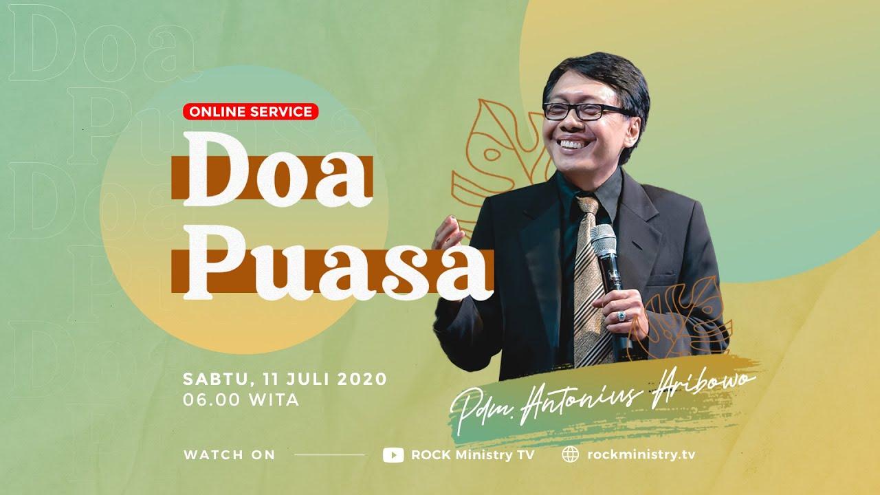 Doa Puasa (Online Service) Pdm. Antonius Aribowo ( 11 Juli 2020)