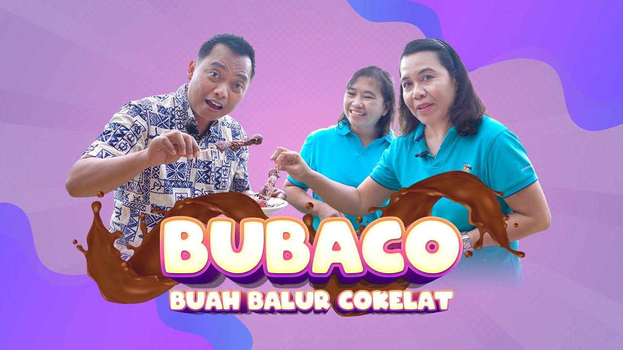 Kreativitas Rocky (Episode 15) - Membuat BUBACO (Buah Balur Cokelat)