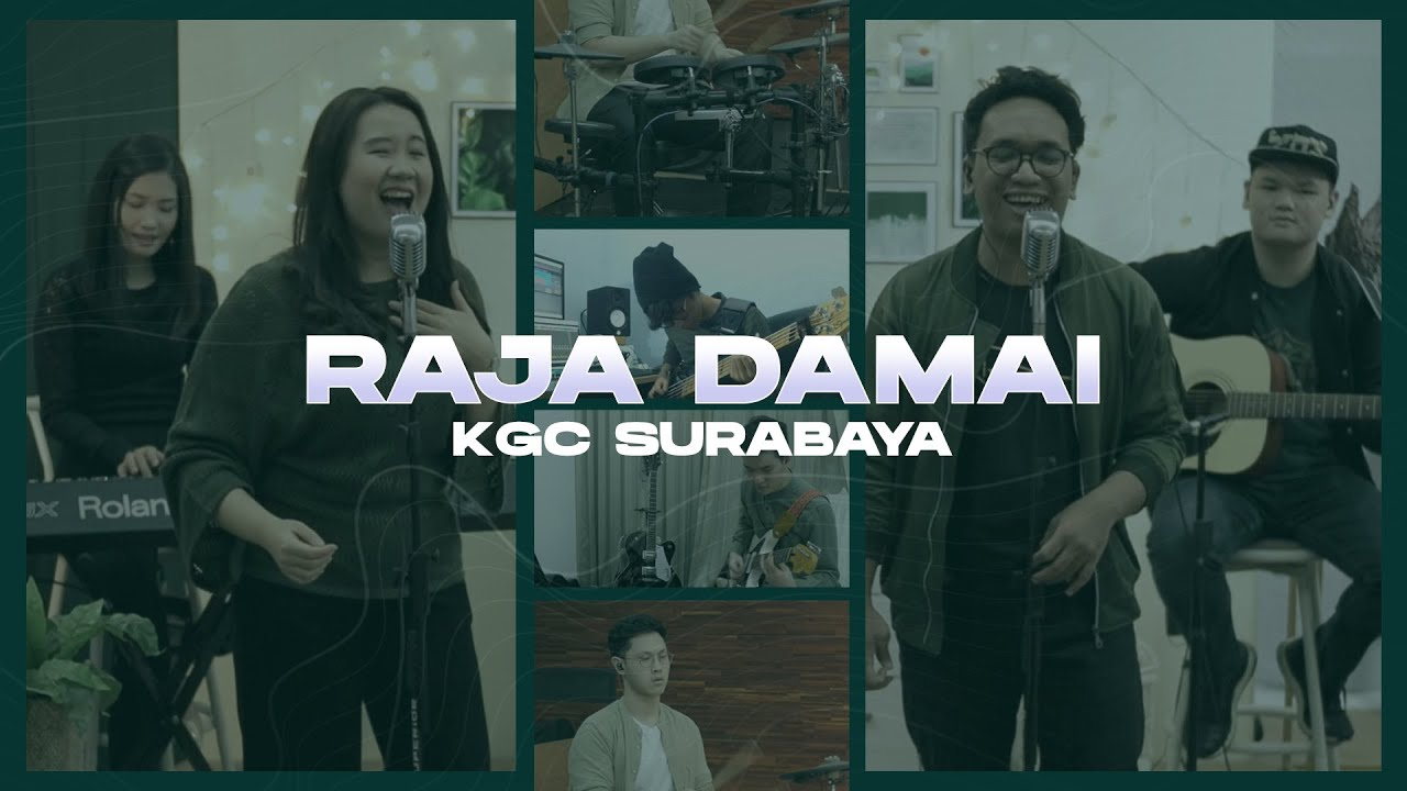 Psalms - Raja Damai (stripped version) - KGC Surabaya