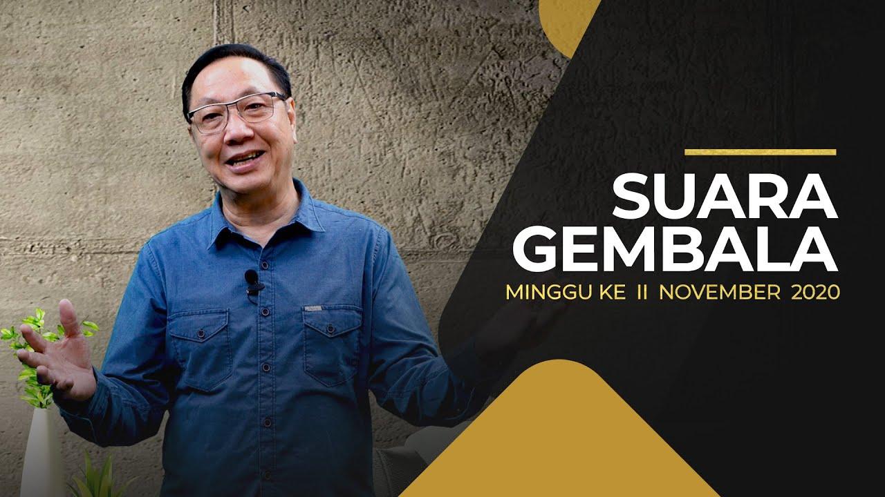 SUARA GEMBALA MINGGU II November 2020