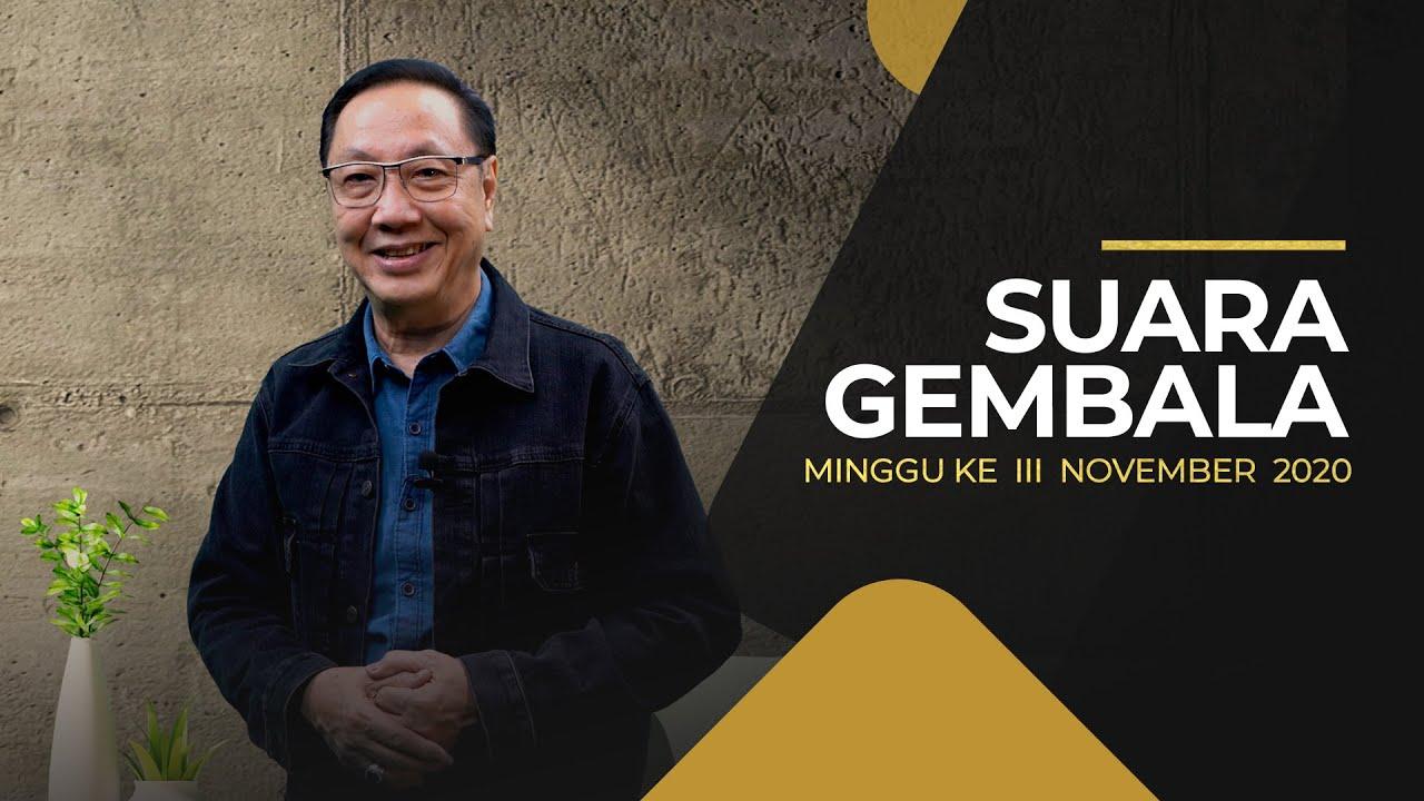 SUARA GEMBALA MINGGU III November 2020