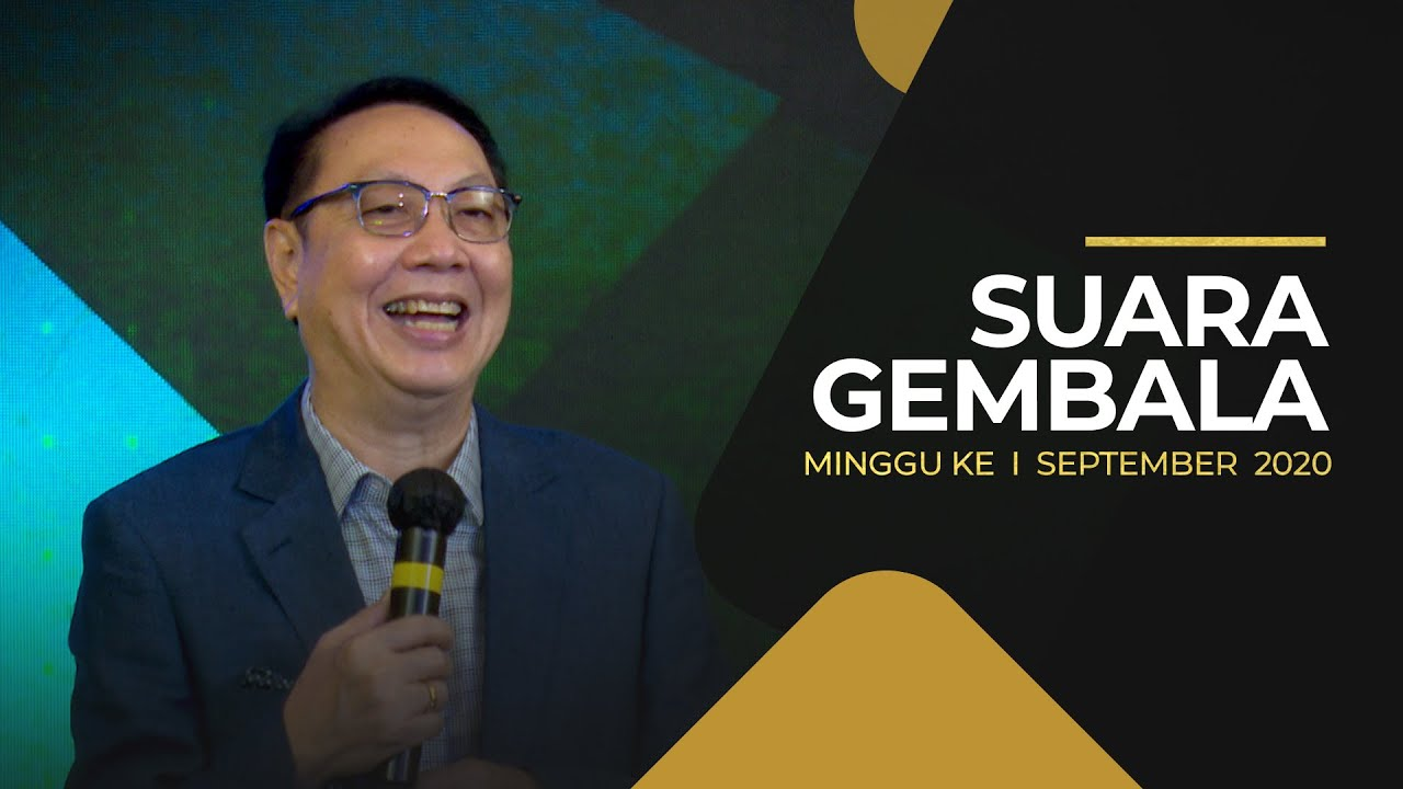 Suara Gembala Minggu I September 2020