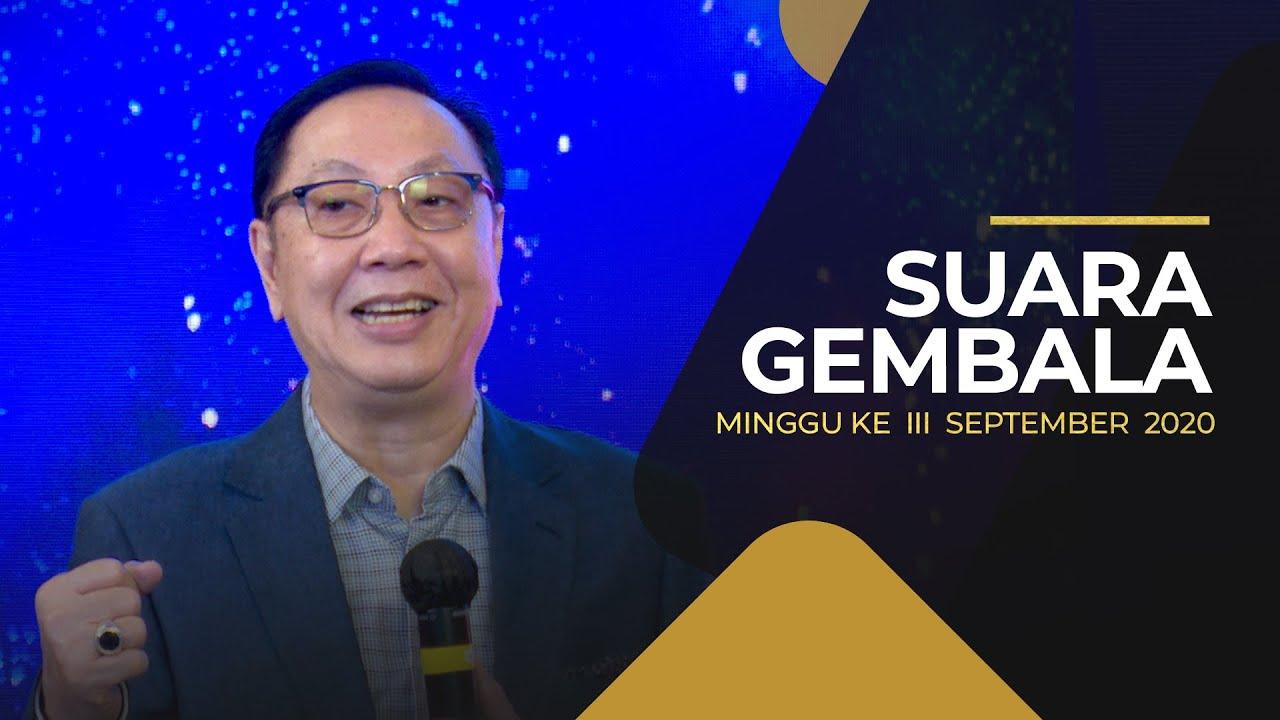 Suara Gembala Minggu III September 2020